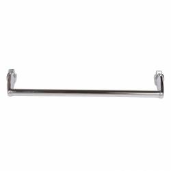 Poręcz rurkowa prosta 400 mm do grzejnika drabinkowego