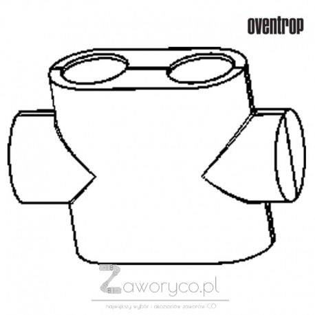 Maskownica do zaworów Multiblock T prosta (Oventrop)